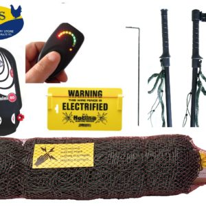 25m electric fencing