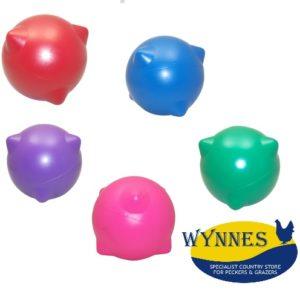 horse balls