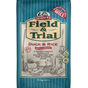 Skinners duck and rice 15kg