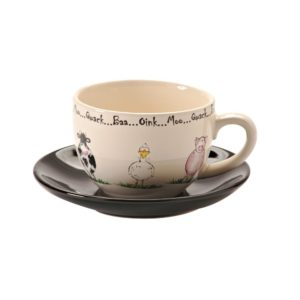 home farm cup and saucer