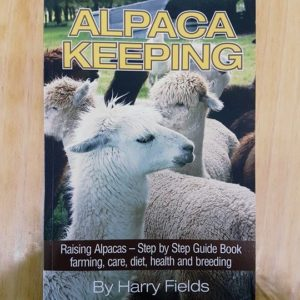 alpaca keeping book