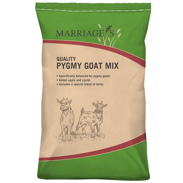 Marraiges Pygmy Goat Mix 20kg